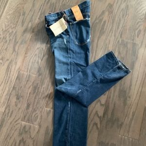 Banana Republic NWT Women's Bt Cut Relaxed Jeans